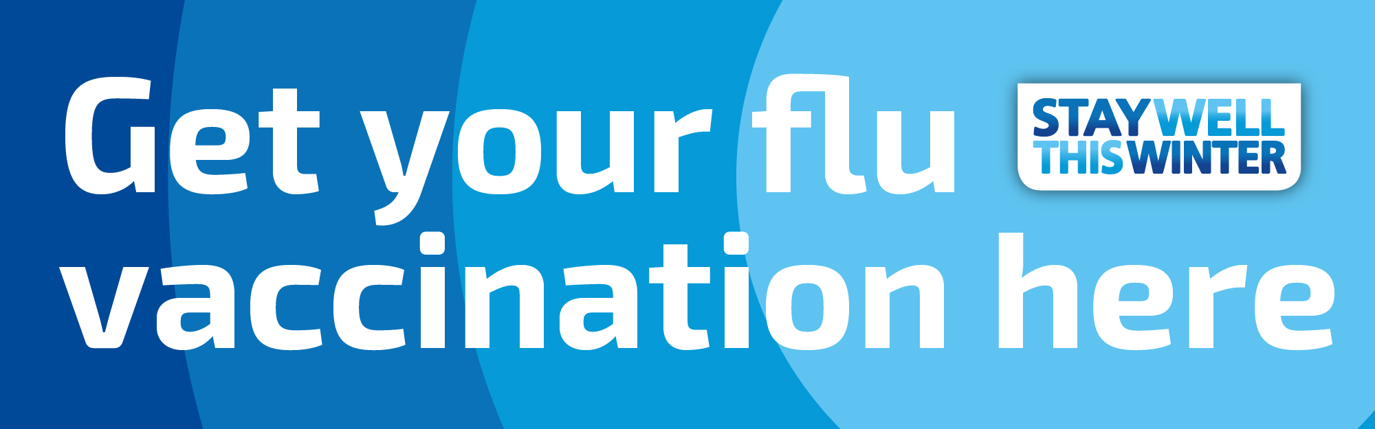 Image result for get your flu vaccine here